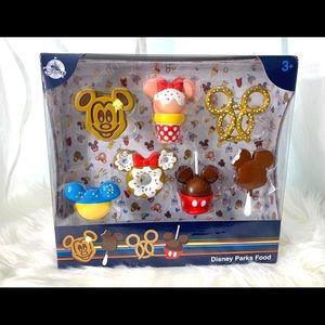 Disney Other - Disney Parks  Food Figurines Playset!